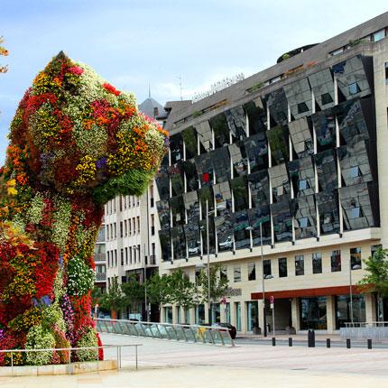 Gran Hotel Domine Bilbao Fachada