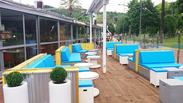 frentealagua bilbao restaurante chill out eventos