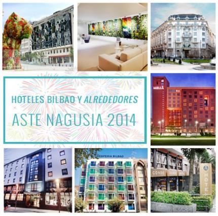 Hoteles bilbao y alrededores en aste nagusiabilbaoclick for Hoteles familiares en bilbao
