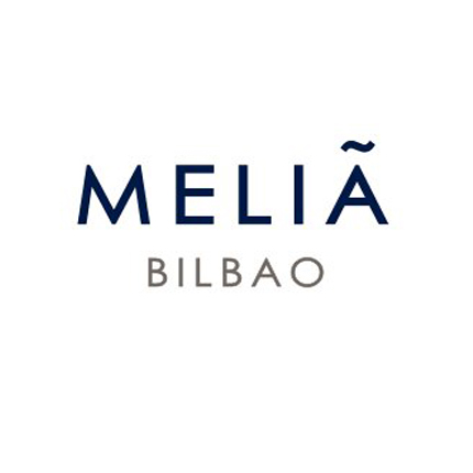 melia hotel bilbao logo bilbaoclick