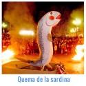 sardina quema carnavales bilbao
