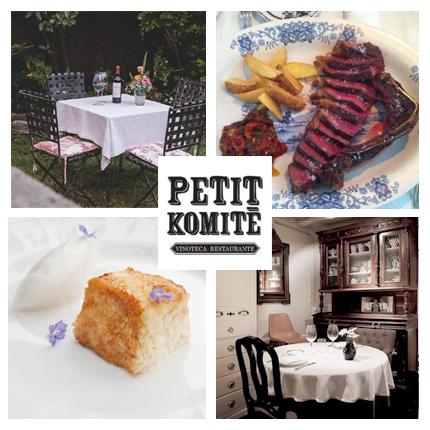 petit komite restaurante bilbao