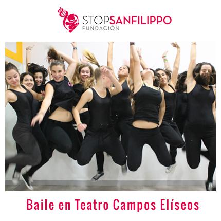 sanfilippo baile teatro campos eliseos
