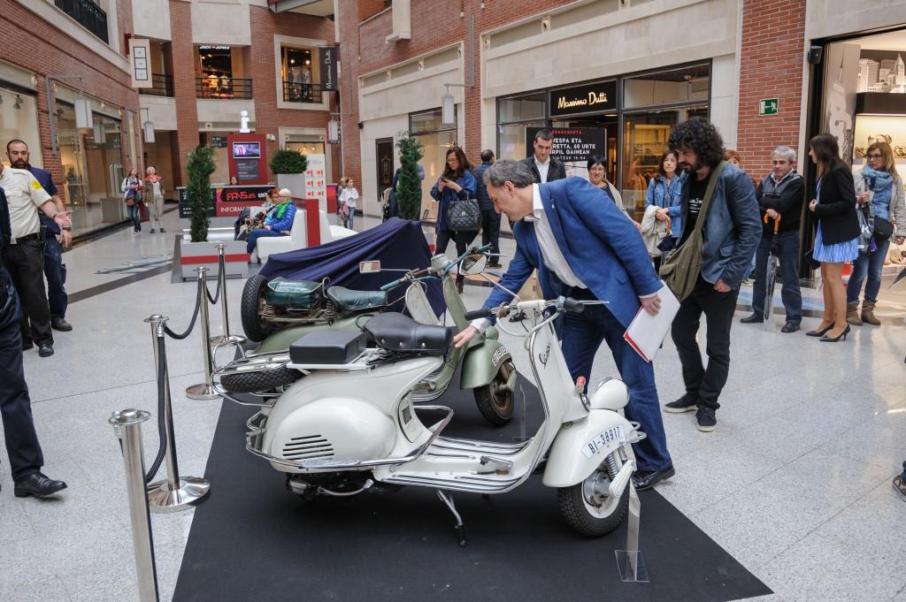 Exposición_bilbao_Vespa_Lambretta_Zubiarte