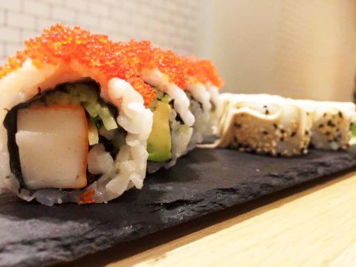 oishii thai bilbao sushi