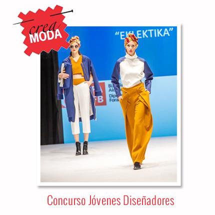 creamoda concurso moda diseñadores bilbao