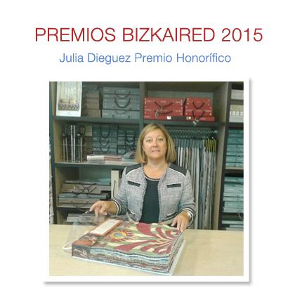 premios bizkaired julia dieguez