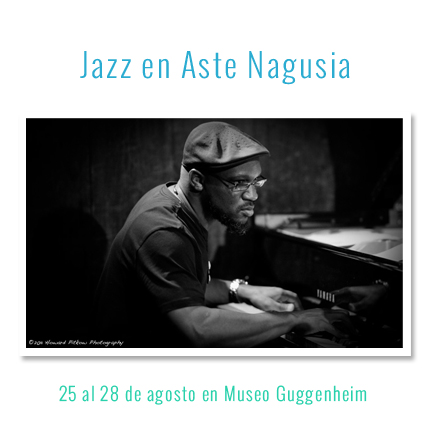 jazz aste nagusia guggenheim