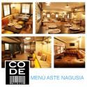 Aste Nagusia en Code restaurantes bilbao