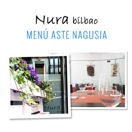 Nura Aste Nagusia Restaurante Bilbao