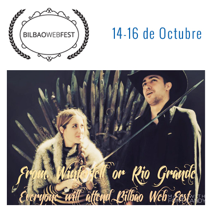 Bilbao Web Fest Festival series bilbao