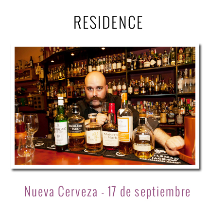 Nueva Cerveza Residence Copas Bilbao