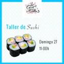 Taller de Sushi Bilbao La cocina del muelle 3