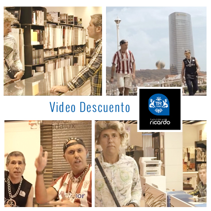 Video descuento en tapicer as ricardobilbaoclick - Tapicerias en bilbao ...