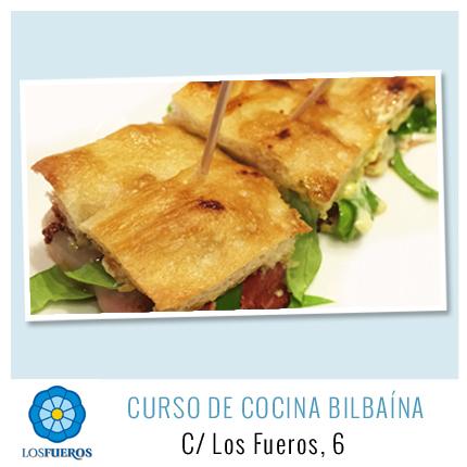 Curso temático cocina bilbaína los fueros restaurantes bilbao