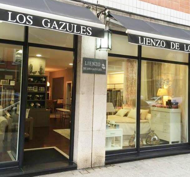 Lienzo De Los Gazules getxo decoración interiorismo