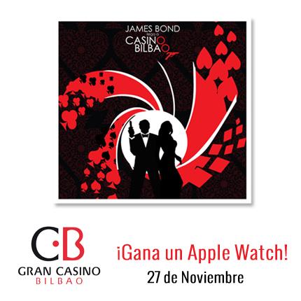 Fiesta Casino Bilbao Sorteo Apple Watch