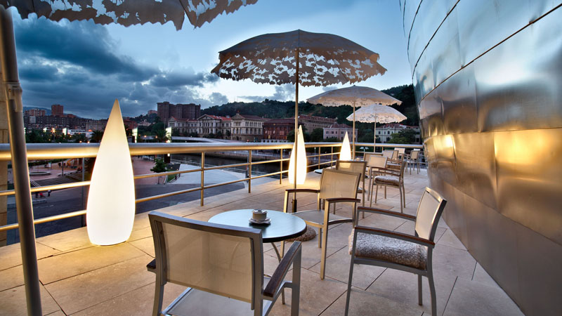 Bistró Guggenheim Bilbao restaurantes