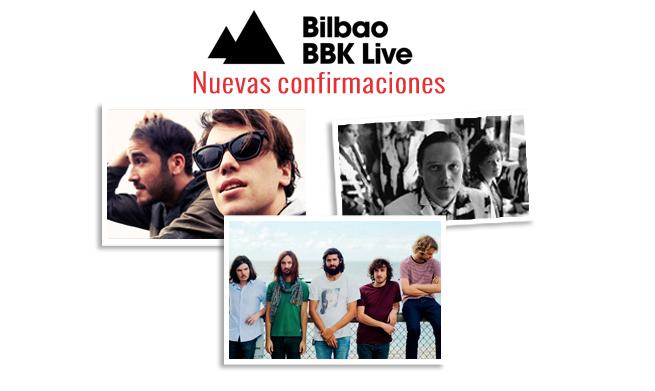Nuevas Confirmaciones BBK Live 2016 Bilbao Festival Música