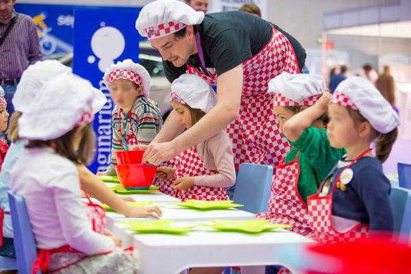 La Expo Baby & Kids dirigida a futuros padres y padres con niños de hasta 12 años comienza en el BEC! Bilbao Ehibition center de Bilbao