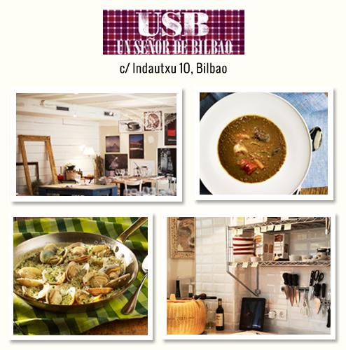 Menú Día Bilbao Un Señor De Bilbao Gastronomía