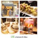 Pintxos Copas Bilbao-Bar L16 Ledesma