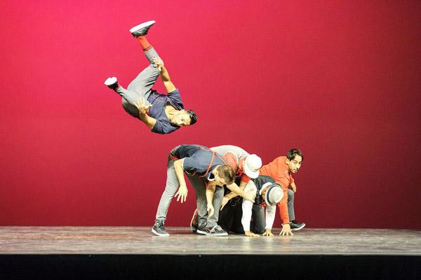 Se presenta en Bilbao: RedBull Flying Bach 2016