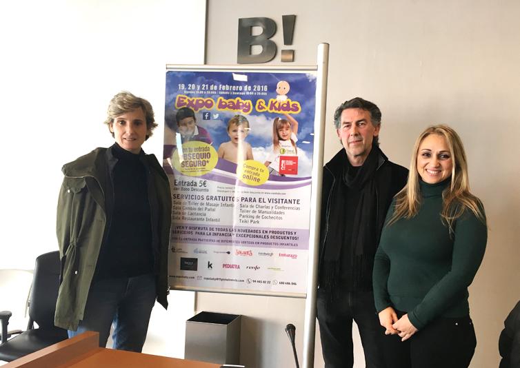 Feria de niños en Bilbao: Expobaby-kids, en el BEC!