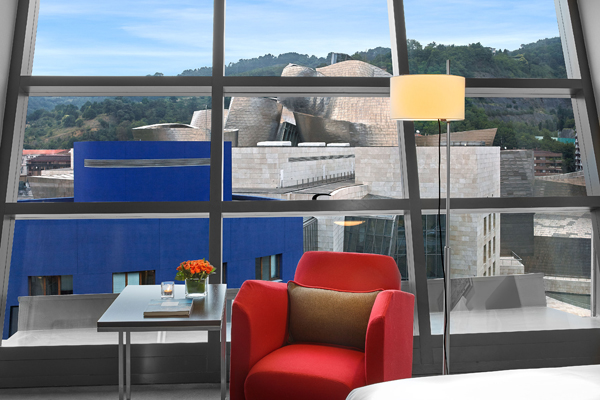 Guggenheim-hotel domine-bilbao