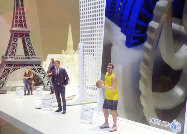 Impresión 3D Tr3sdland Bilbao
