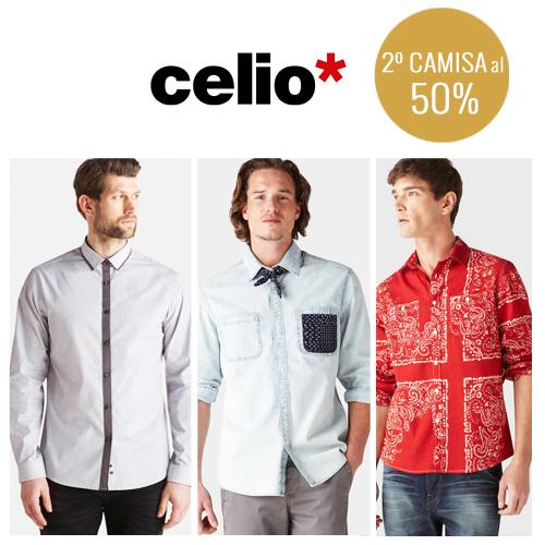Camisa Descuentos moda Hombre Bilbao