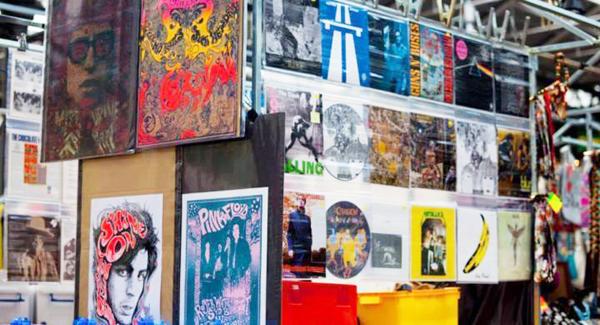 Feria Internacional del Disco bilbao bilborock