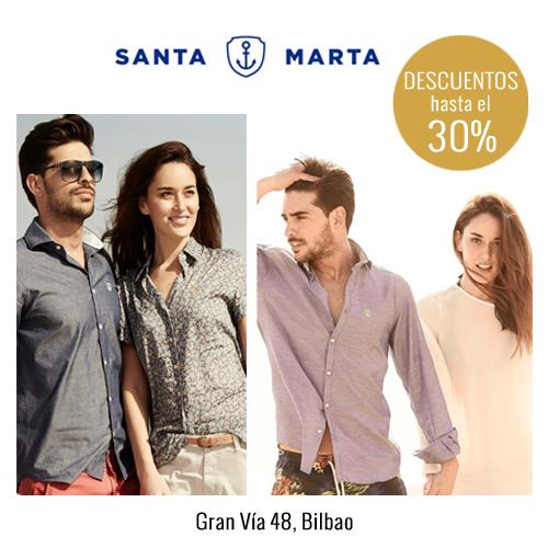 Nueva Colección Santa Marta Ofertas Moda Bilbao