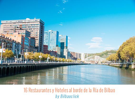 Ría de Bilbao Restaurantes Gastronomía Bilbao Cocina