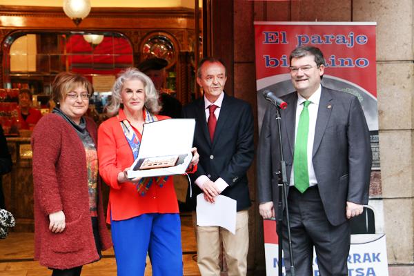 Pastelería Arrese Bilbao Premio Bilbaoclick