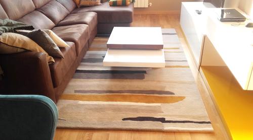 El taller de la alfombrabilbaoclick - Alfombras a medida ...