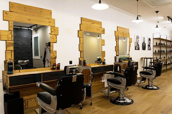 Las 9 barber as m s cool en bilbaobilbaoclick - La barberia de vigo ...