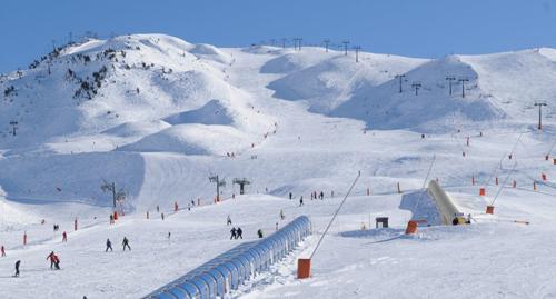 baqueira beret estacion esqui