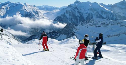 candanchu estacion esqui