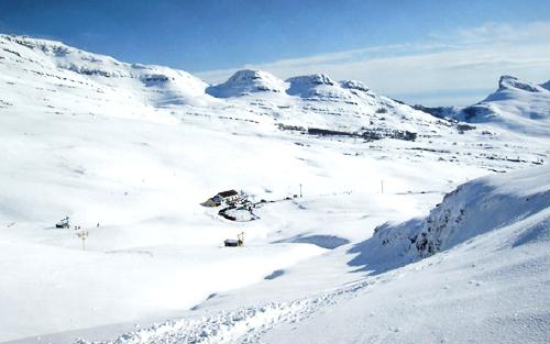 lunada estacion esqui