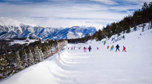 vallnord estacion esqui