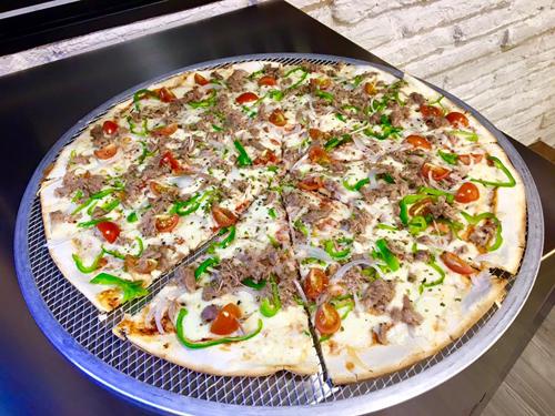 circolo pizza bilbao gastronomia