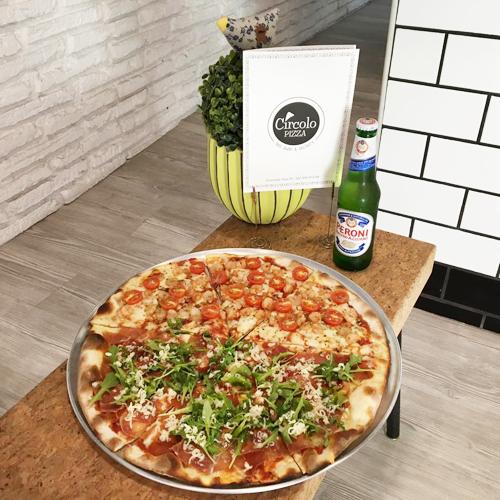 comer pizzas bilbao circolo pizza