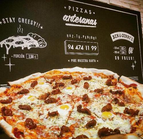 pizzas artesanales bilbao circolo pizza