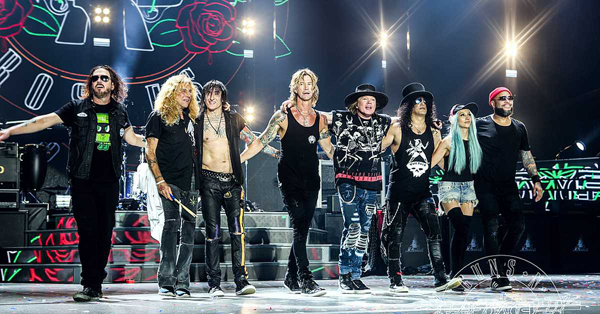 guns and roses bilbao concierto