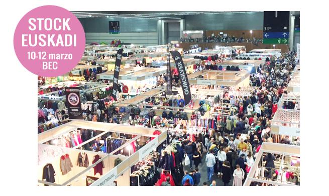Feria del Stock de Euskadi BEC Outlet Bilbao