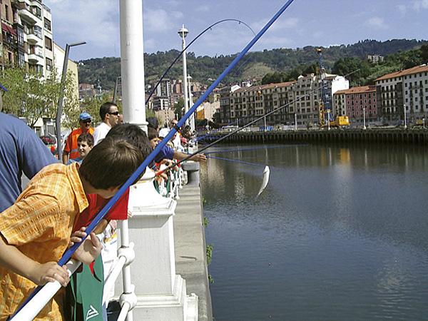 escuela de pesca bilbao agenda