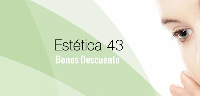 Bonos Descuento estetica 43 manicura pedicura bilbao