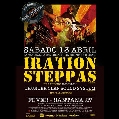 Iration Steppas-bilbaoclick