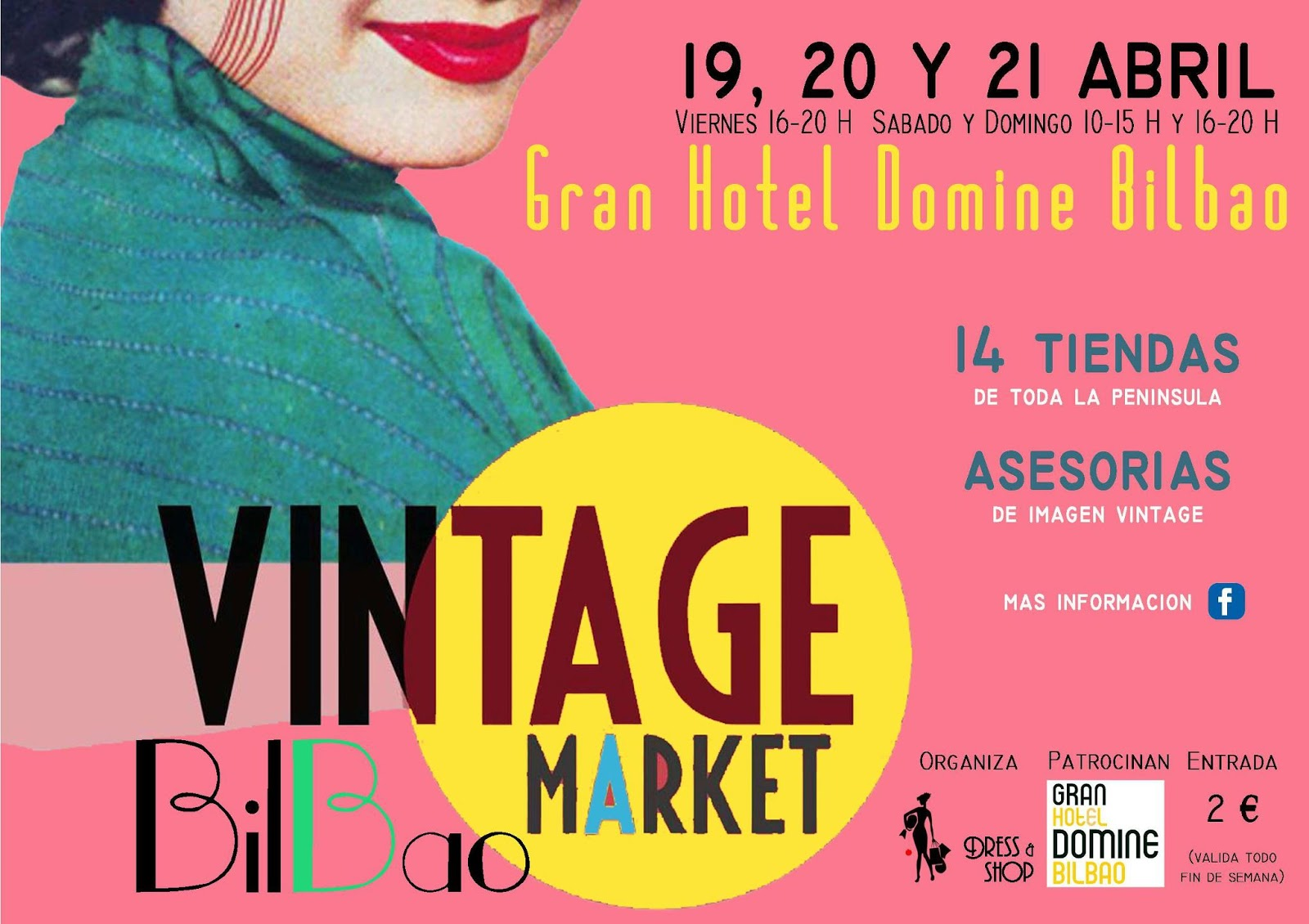 vintage market bilbao